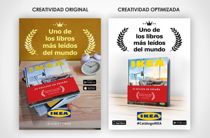 Ikea – Creativity Optimization